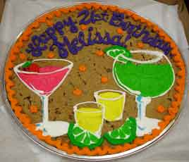 Cookie Cake Designs For 21st Birthday : All Products : Baton Rouge Cookies, Baton Rouge, Louisiana ...